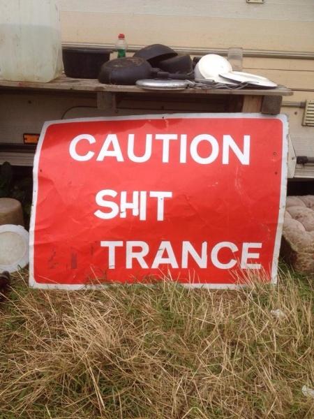 Shit Trance